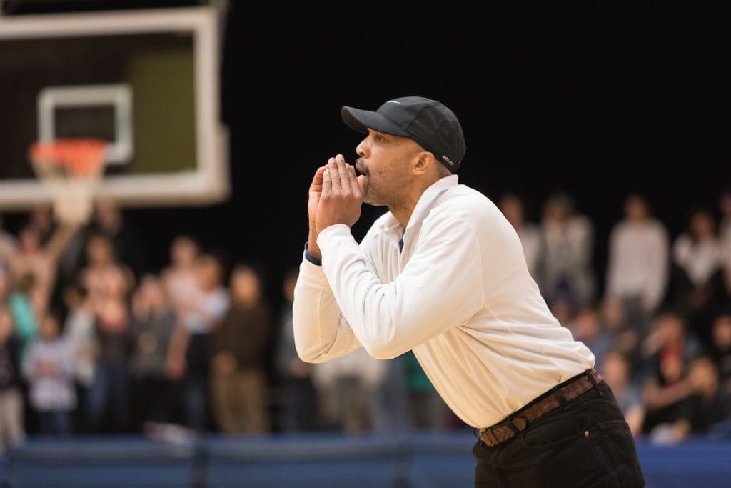 Coach Troy